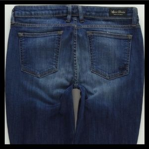 Agave Denim Classic Skinny Jeans Women's 31 #141